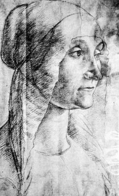 Доменико Гирландайо. Пожилая женщина