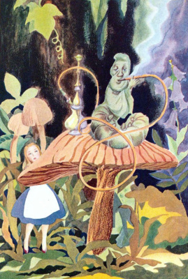 Ото  Даихаши. Алиса в стране чудес