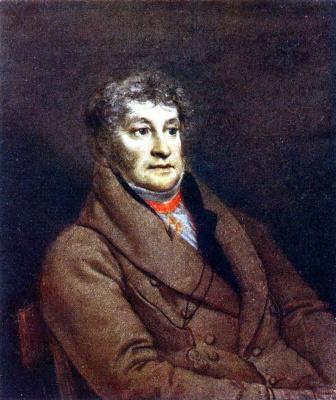 Orest Adamovich Kiprensky. Portrait of an unknown