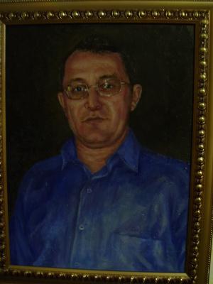 LENA Levskay(ړײ)ღ. Мужчина в синем