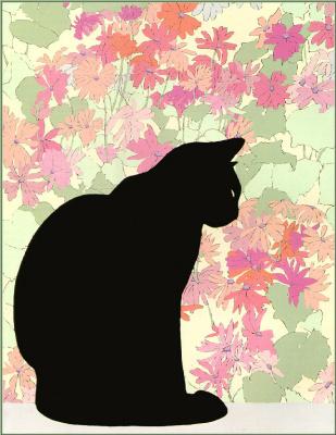Мэг Доусон. Черная кошка