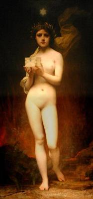 Jules Joseph Lefebvre. Pandora