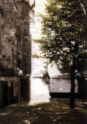 Gerhard Richter. Corner