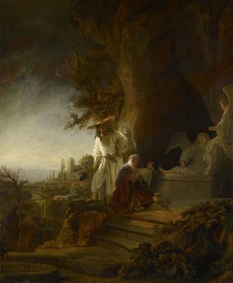 Явление Христа Марии Магдалине у гроба