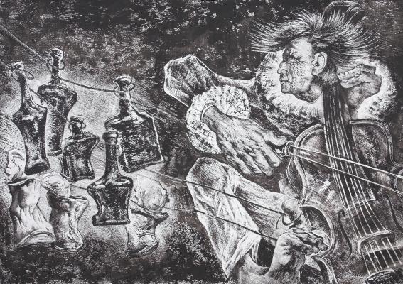 Oleg nikolaevich Grigorov. New music. La musique nouvelle.