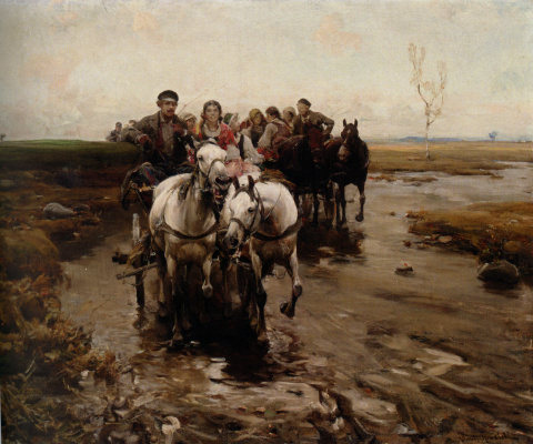 Альфред Ковальский-Веруш. Легкомысленность