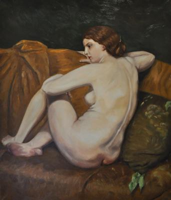 Ekaterina Leonardovna Popova. A blonde