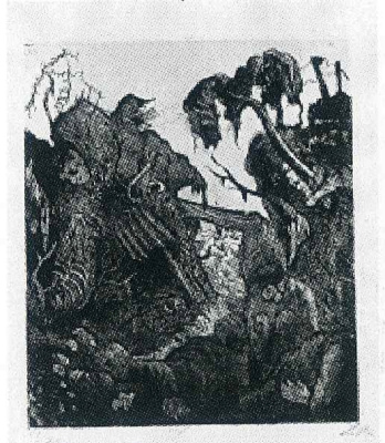 Otto Dix. Chopper