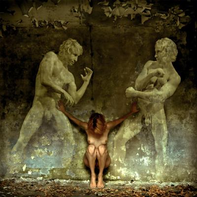 Nikolai Nikolayevich Sednin. Ghost Twins Fight