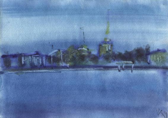 Вячеслав Крыжановский. Admiralty