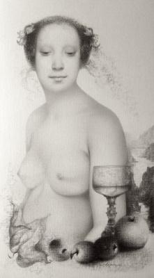 Ольга Акаси. The Girl with a Crystal Bowl