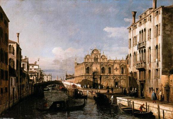 Bernardo Bellotto. Unknown