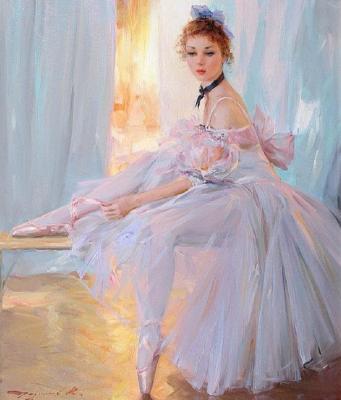 Constantine Razumov. Ballerina
