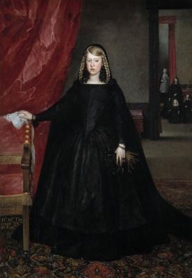 Хуан Батиста Мартинес дель Масо. Маргарита Мария Тереза Испанская