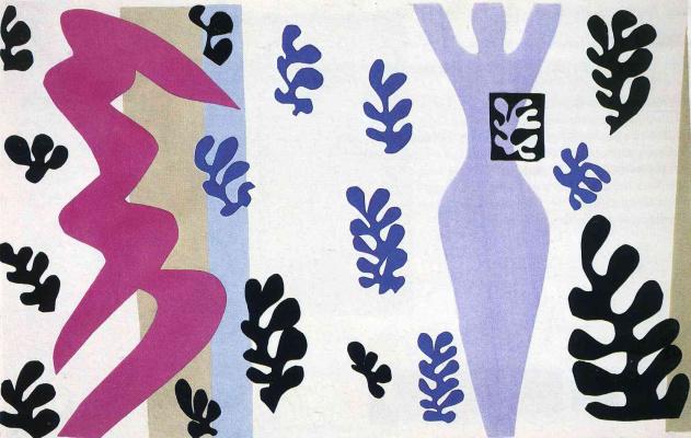 Henri Matisse. Knife thrasher