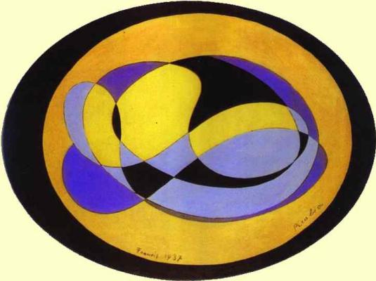 Francis Picabia. Plot 25