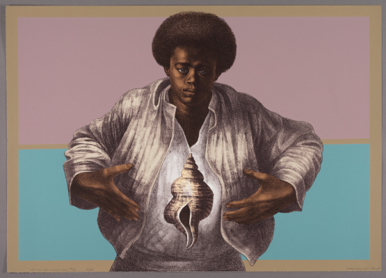Charles White. Sound of silence