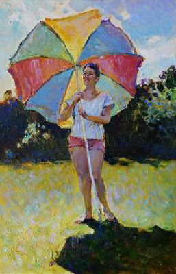 George Lapchinsky. Umbrella