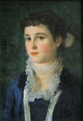 Портрет Клары Климт