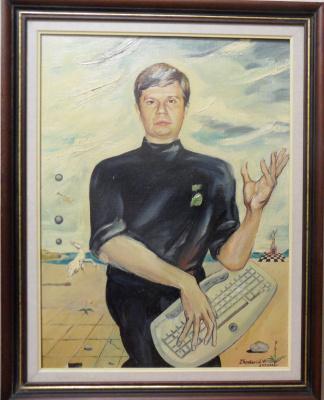 Владимир Сергеевич Жаркевич. Ощущения контакта.