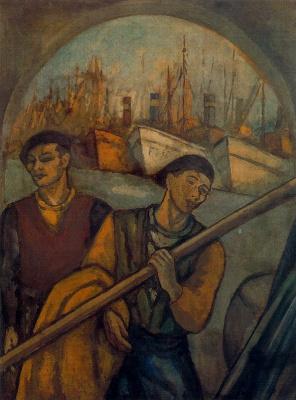 Артуро Соуто. Корабли