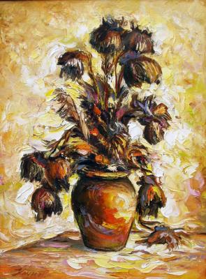 Мераб Васоевич Кочиев. Сухие цветы