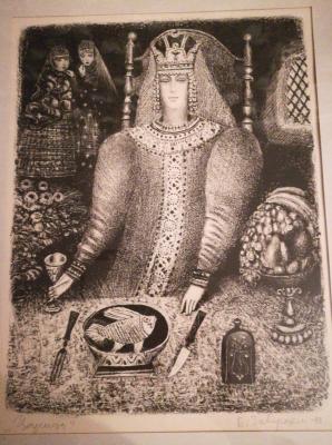 Boris Pavlovich Zabirohin. Queen