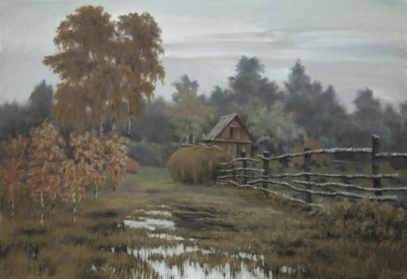 Gennady Gennadyevich Ovcharenko. Stack