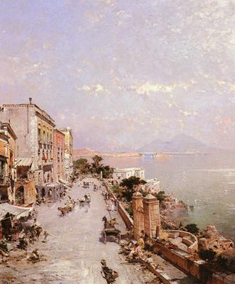 View of Posillipo
