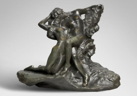 Auguste Rodin. Eternal spring III