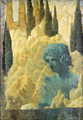Lucien Levi-Durme. Italian dream.