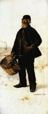 Жан-Франсуа Рафаэлли. Старьевщик