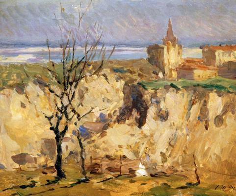 Сергей Федорович Шишко. На киевских склонах