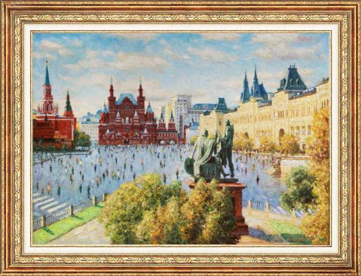 Igor Razzhivin. Moscow. 870 years