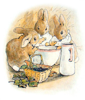 A tale of Peter the Rabbit. Figure 10