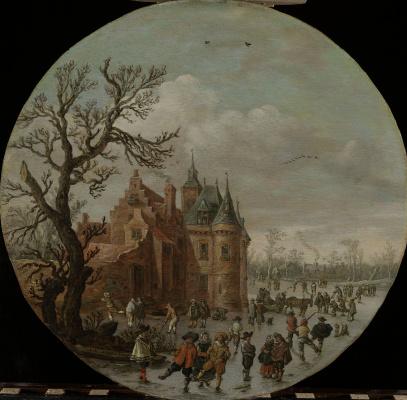 Jan van Goyen. Winter