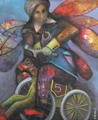 Andrey Karablin. Inspirational creation