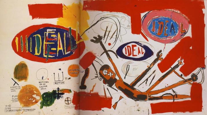 Jean-Michel Basquiat. Victor