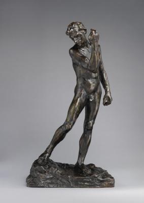 Auguste Rodin. Pierre de Wissant. Etude Nude