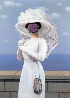 René Magritte. The great war