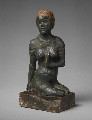 Paul Gauguin. Woman of Martinique