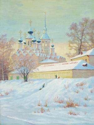 Igor Lemekhov. Church of the Ascension in Veliky Ustyug