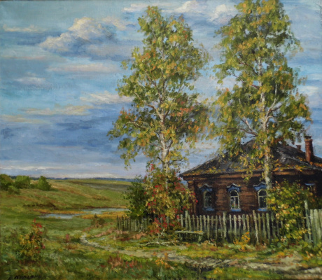 Victor Vladimirovich Kuryanov. Two sisters