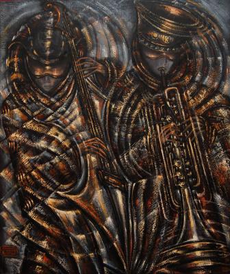 Serg Busyrev. Jazz Nigth