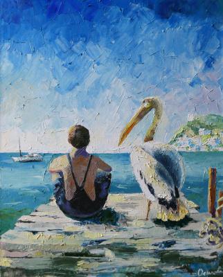 Ekaterina Viktorovna Osipovich. Nicostratos le pelican
