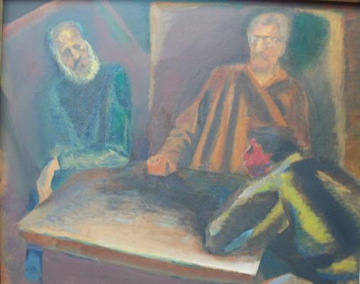 Anatoly Alekseevich Bolkhontsev. Conversation