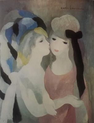 Marie Lorenzen. Kiss