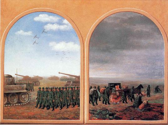 René Magritte. Applied dialectics