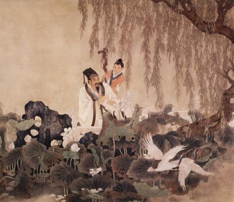 Пэн Лиан Сюй. Китаянка 25