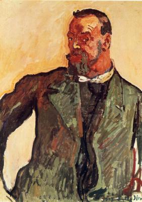Фердинанд Ходлер. Сюжет 34